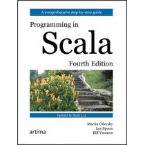 Programming in Scala, Fourth Edition by Martin Odersky, 9780981531618