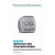 Brands Win Championships by Jeremy Allen Darlow, 9780990562207