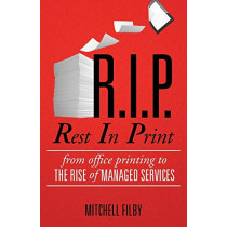 Rest in Print by Mitchell Filby, 9780992364502