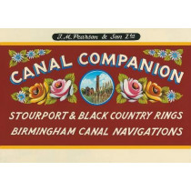 Pearson's Canal Companion - Stourport Ring & Black Country Rings Birmingham Canal Navigations by Michael Pearson, 9780992849252