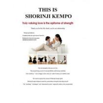 This Is Shorinji Kempo by Doshin So, 9780992853334