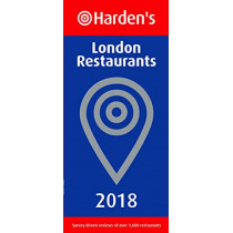 Harden's London Restaurants: 2018 by Peter Harden, 9780992940836