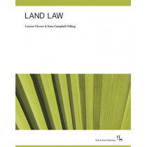 Land Law by Louise Glover, 9780993336577