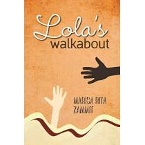 Lola's Walkabout by Marisa Rita Zammit, 9780994622105