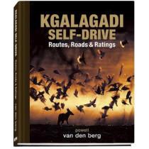 Kgalagadi Self-drive by Heinrich Van Den Berg, 9780994692450