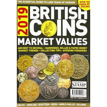 British Coins Market Values 2019 by Guy Thomas, 9780995524958