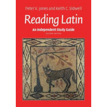 An Independent Study Guide to Reading Latin by Peter Jones, 9781107615601