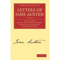 Letters of Jane Austen 2 Volume Paperback Set by Jane Austen, 9781108003407