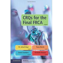 CRQs for the Final FRCA by M. Ashraf Akuji, 9781108705288