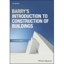 Barry's Introduction to Construction of Buildings by Stephen Emmitt, 9781118977163