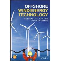 Offshore Wind Energy Technology by Olimpo Anaya-Lara, 9781119097761