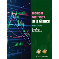 Medical Statistics at a Glance by Aviva Petrie, 9781119167815