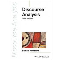 Discourse Analysis by Barbara Johnstone, 9781119257691
