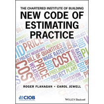 New Code of Estimating Practice by The Chartered Institute of Building, 9781119329466