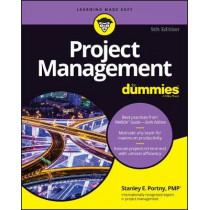 Project Management For Dummies by Consumer Dummies, 9781119348900