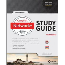 CompTIA Network+ Study Guide: Exam N10-007 by Todd Lammle, 9781119432258