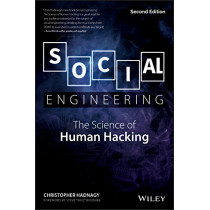 Social Engineering: The Science of Human Hacking by Christopher Hadnagy, 9781119433385