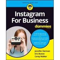 Instagram For Business For Dummies by Jennifer Herman, 9781119439813