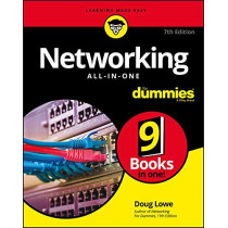Networking All-in-One For Dummies by Doug Lowe, 9781119471608