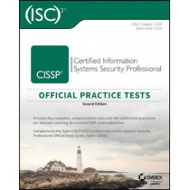 CISSP Official (ISC)2 Practice Tests by Mike Chapple, 9781119475927