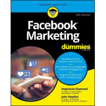 Facebook Marketing For Dummies by Stephanie Diamond, 9781119476214