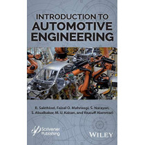 Introduction to Automotive Engineering by R. Sakthivel, 9781119479802