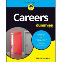 Careers For Dummies by Marty Nemko, 9781119482338