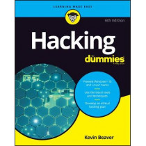 Hacking For Dummies by Kevin Beaver, 9781119485476