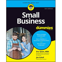 Small Business For Dummies by Eric Tyson, 9781119490555