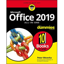 Office 2019 All-in-One For Dummies by Peter Weverka, 9781119513278