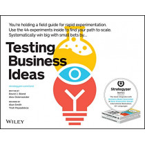 Testing Business Ideas: A Field Guide for Rapid Experimentation by David J. Bland, 9781119551447