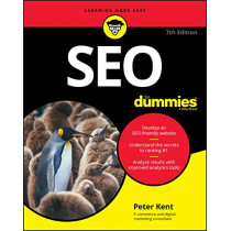 SEO For Dummies by Peter Kent, 9781119579571