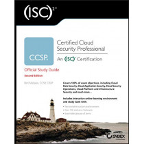 (ISC)2 CCSP Certified Cloud Security Professional Official Study Guide by Ben Malisow, 9781119603375