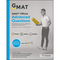GMAT Official Advanced Questions by GMAC (Graduate Management Admission Council), 9781119620952