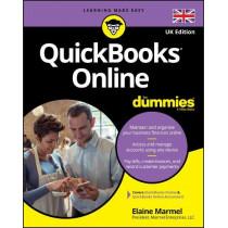 QuickBooks Online For Dummies (UK) by Elaine Marmel, 9781119621263