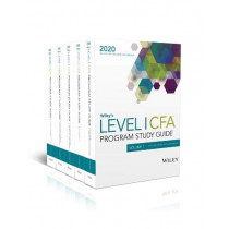 Wiley's Level I CFA Program Study Guide 2020: Complete Set by Wiley, 9781119644439