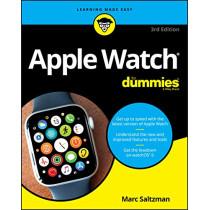 Apple Watch For Dummies by Marc Saltzman, 9781119658665