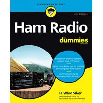 Ham Radio For Dummies by H. Ward Silver, 9781119695608