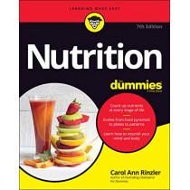 Nutrition For Dummies by Carol Ann Rinzler, 9781119723905
