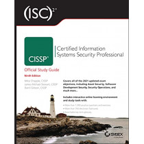 (ISC)2 CISSP Certified Information Systems Security Professional Official Study Guide by Mike Chapple, 9781119786238
