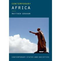 Contemporary Africa by Matthew Graham, 9781137500335