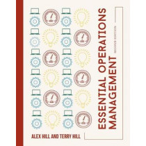 Essential Operations Management by Alex Hill, 9781137526564