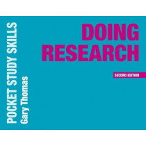 Doing Research by Gary Thomas, 9781137605917