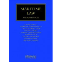 Maritime Law by Yvonne Baatz, 9781138037717
