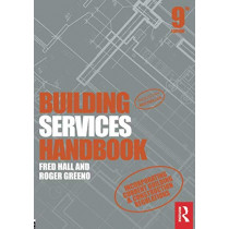 Building Services Handbook by Fred Hall, 9781138244351