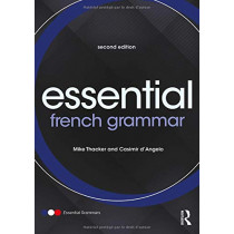 Essential French Grammar by Mike Thacker, 9781138338180