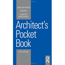 Architect's Pocket Book by Jonathan Hetreed, 9781138643994