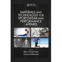 Materials and Technology for Sportswear and Performance Apparel by Dr. Steven George Hayes, 9781138748354