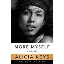 More Myself: A Journey by Alicia Keys, 9781250153296