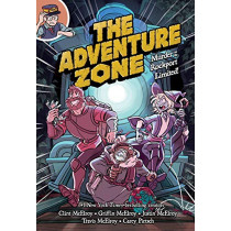 The Adventure Zone: Murder on the Rockport Limited! by Carey Pietsch, 9781250229281